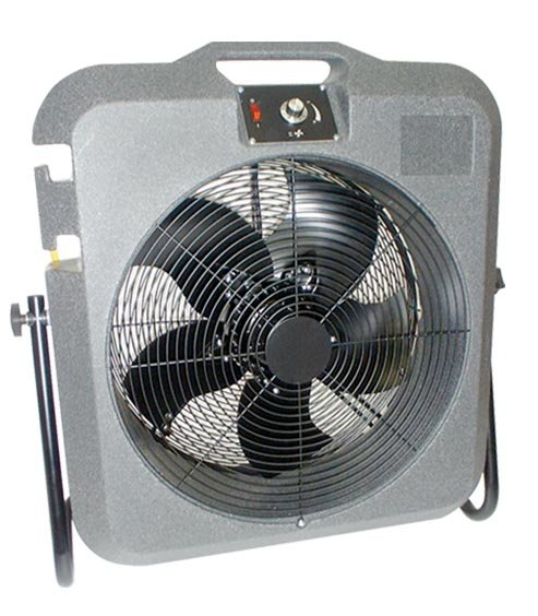 MB50 High output fan