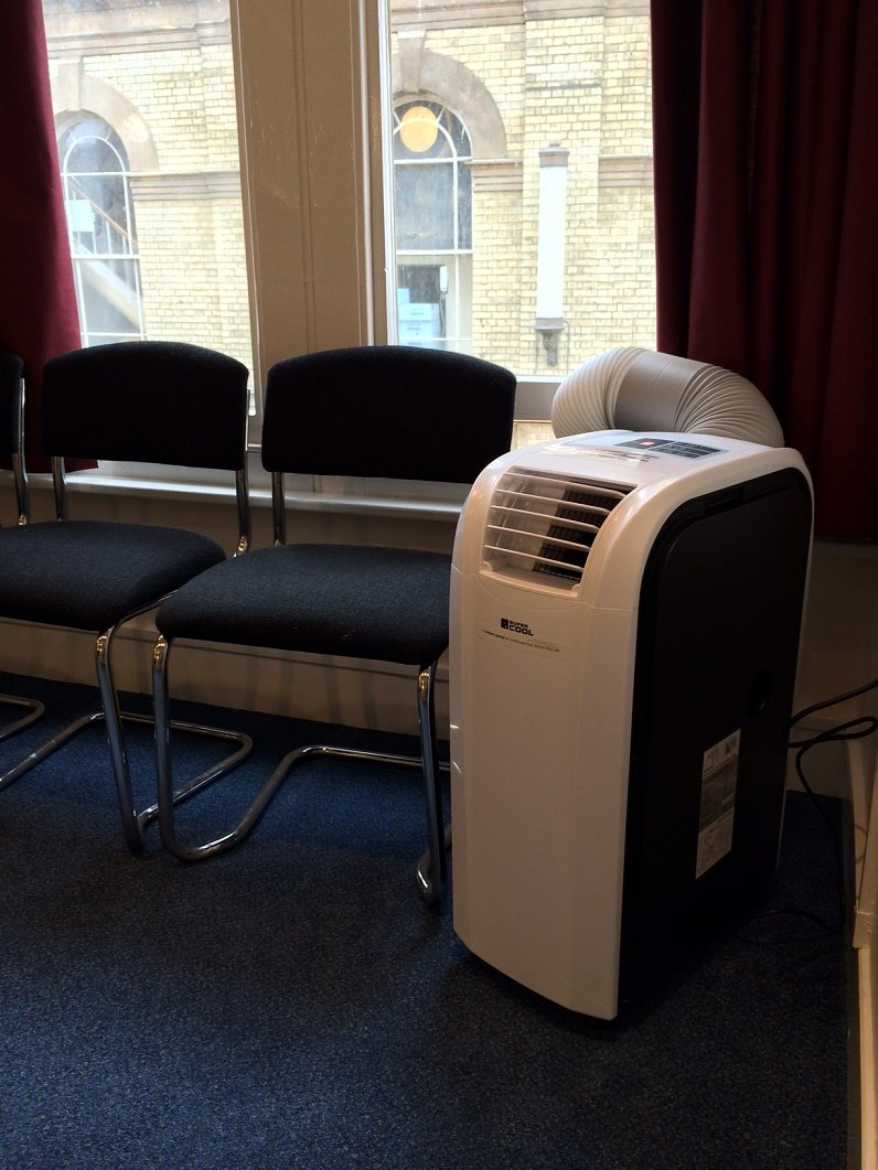 larger office portable aircon unit